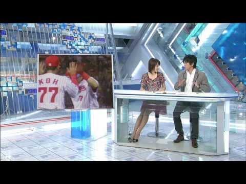 「[TV]フジテレビの平井理央アナの「すぽると!」スライドショー。」のイメージ