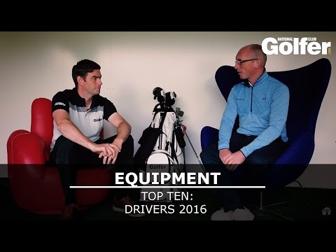 Top 10 Drivers Guide 2016 - The Golf Shack Academy