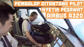 Video DITANTANG Terbangkan AIRBUS A320 Tanpa Bantuan | VLOG #62 MP3, 3GP, MP4, WEBM, AVI, FLV November 2018