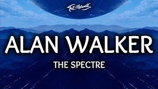 Video Alan Walker ‒ The Spectre (Lyrics / Lyrics Video) MP3, 3GP, MP4, WEBM, AVI, FLV Juni 2018