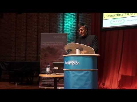 Professor Mohan Munasinghe - MDR Week 2013
