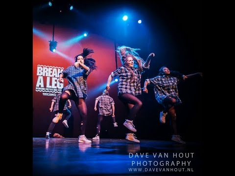 Ducktape @ Break A Leg | Hiphop Crew Competition Adults