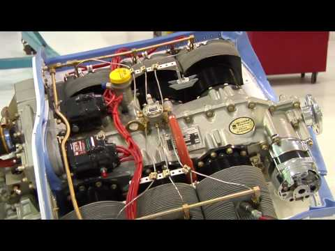 Western Skyways Piston Aircraft Engine Overhaul Process – 2 (HD)