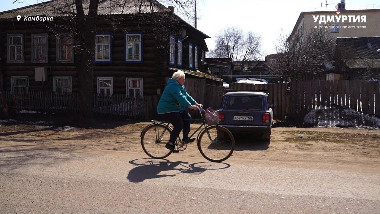 Проверка гарантийных дорог в Камбарке