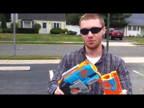 nerf mods - How Nerf should have done it. Pinned ARs, Shell Ejection, Plunger Improvements, and a fully removable stock. Now you can follow along in my most in depth tut...