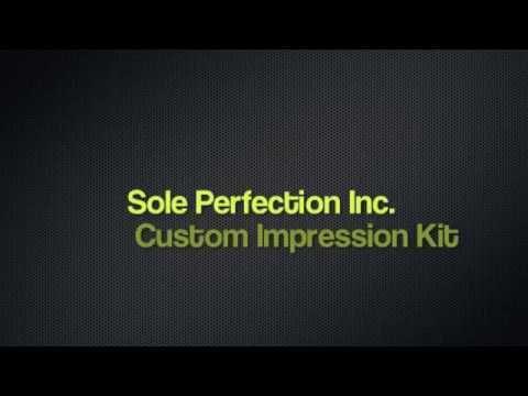 Sole Perfection Inc Custom Orthotic Kit