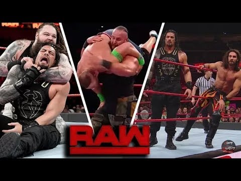RAW 14 MAY 2018 HIGHLIGHTS HD FULL SHOW RESULTS