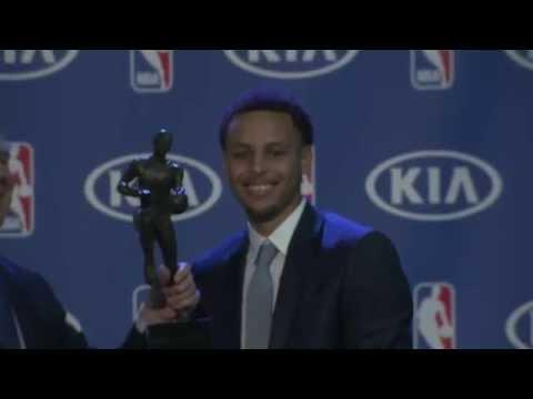 Video: Stephen Curry: 2015 Regular Season MVP Press Conference