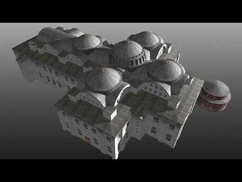 Константинополь. Ранние церкви