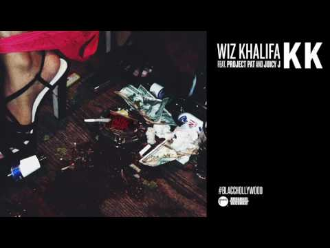 Wiz Khalifa   KK ft  Project Pat and Juicy J Official Audio