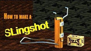 Trong5213 - Làm Thế Nào để Có Một Chiếc Súng Cao Su ( How To Make A Slingshot ).