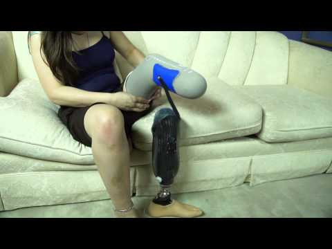 prosthetic - https://www.facebook.com/pages/Amputee-OT/601887559840195 Wherin I explain how a carbon fiber prosthetic leg works. Where to check out the Coyote Proximal Lo...
