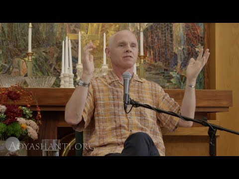Adyashanti Video: A Direct Encounter With Your Immediate Experience