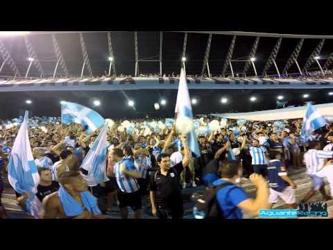 Copa Libertadores 2015 - Racing mi buen amigo - La Guardia Imperial - Racing Club - Argentina - América del Sur