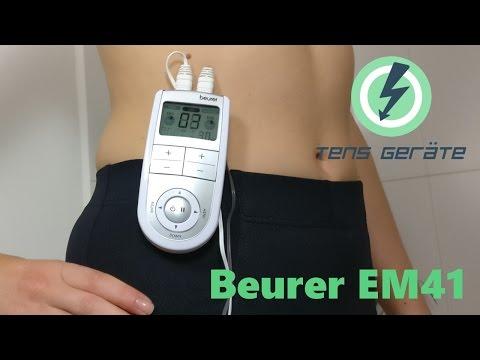 Tens Gerät Test - EM41 von Beurer