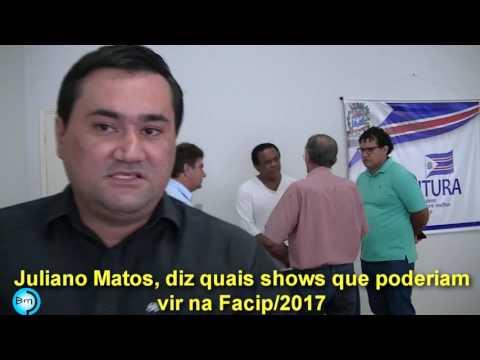 Jales - Prefeito Flá reune imprensa para explicar porque decidiu que Prefeitura não realizará a FACIP/2017,
