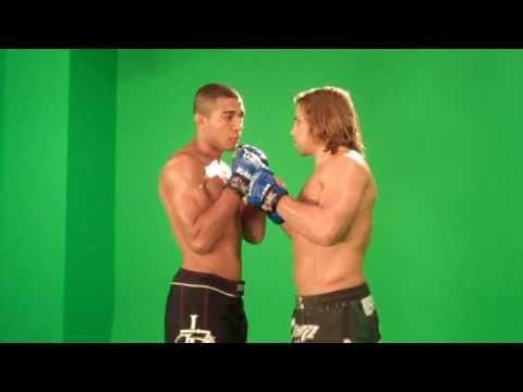 Jose Aldo vs Urijah Faber Behind the Scenes