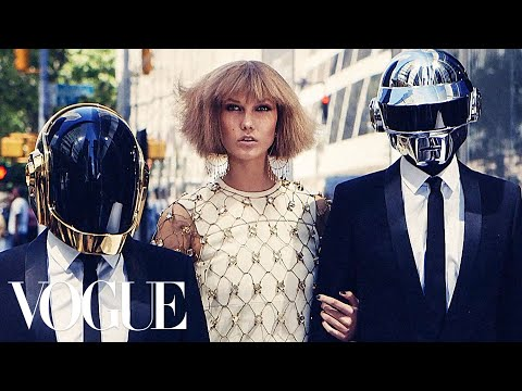 Vogue Diaries (with Daft Punk)