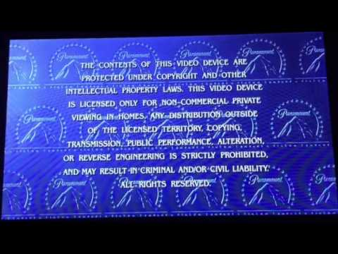 Opening To Crocodile Dundee 2 2001 DVD