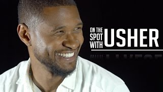 Usher Reveals Best Michael Jackson Advice + Talks '8701' vs 'Confessions'
