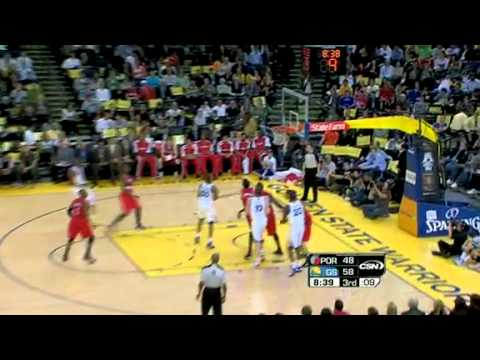 Portland Trail Blazers 86 – Golden State Warriors 110
