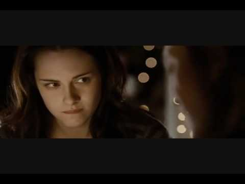 Edward & Bella Restaurant Scene HD