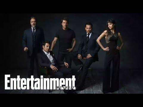 Universal's Monster Movie Universe: Johnny Depp, Javier Bardem | News Flash | Entertainment Weekly