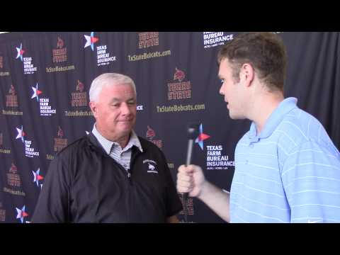 Karl Schoening interviews Dennis Franchione
