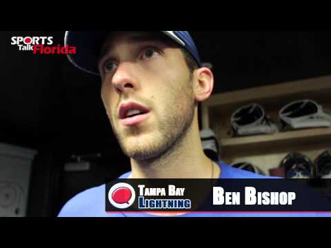 Tampa Bay Lightning Goalie Ben Bishop On Team USA And The 2014 Olympics