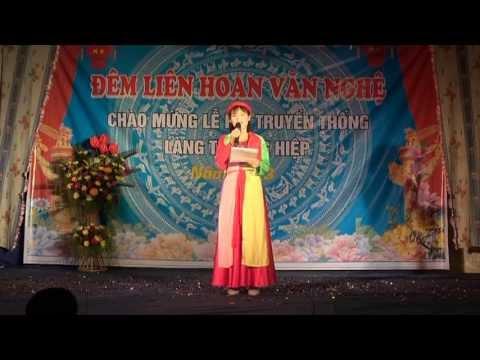 Liên hoan văn nghệ chào mừng lễ hội truyền thống Làng Thượng Hiệp năm 2013 (P2)