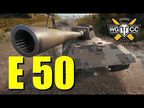 【WoT:E 50】ゆっくり実況でおくる戦車戦Part808 byアラモンド