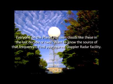 NEXRAD - Please support this continuing independent work: PayPal http://tinyurl.com/WW101-PP Nano Skies Movie: Chemtrails Revealed (HD) http://ow.ly/fO55Z Nexrad Weat...