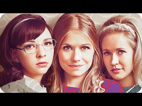 GOOD GIRLS REVOLT Season 1 TEASER TRAILER (2016) Amazon Series