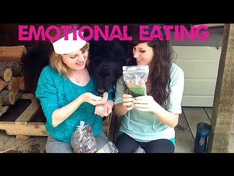 Emotional Eating On A Raw Diet