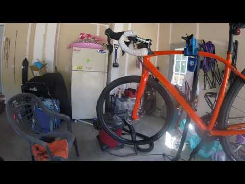 Can A 2016 Specialized Diverge Run 38s ???!!!!