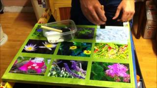 Photo Canvas Collage How-To - YouTube