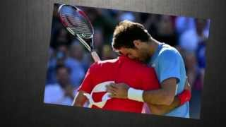 Top Tennis Man Hugs | Tennis Now Countdown