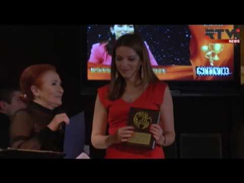 Грузинская диаспора США выбрала Екатерину Котрикадзе «медиа-персоной» года - DomaVideo.Ru