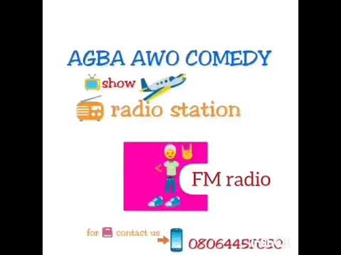 Agba awo WhatsApp radio station