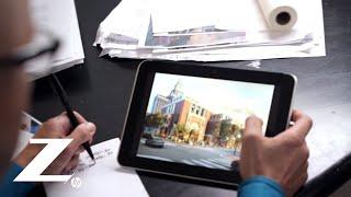 Giải pháp Kiến trúc, Kỹ thuật   và Xây dựng - RAMSA accelerates BIM with HP and NVIDIA