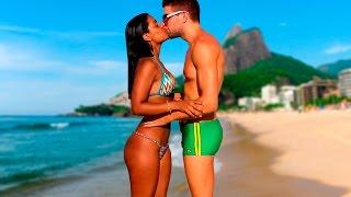 KISSING GIRLS IN BIKINI Social Experiment