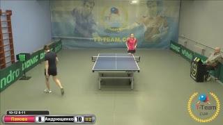 Панова А. vs Андрющенко В.