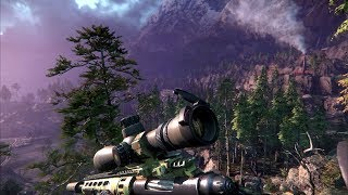 Video Epic Shooting with the Turret M96 .50 Caliber Sniper Rifle ! Sniper Ghost Warrior 3 Game on PC MP3, 3GP, MP4, WEBM, AVI, FLV Desember 2018