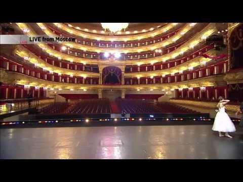 Международный день балета: Большой театр /  World Ballet Day: The Bolshoi Theatre