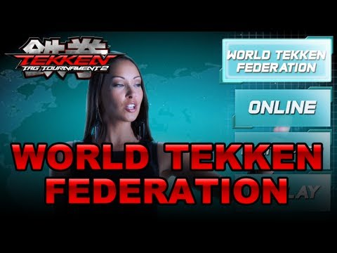 The World Tekken Federation online service will provide TEKKEN™ players with a social community platform to track personal statistics against the world, create and manage teams with friends, compete in online events and discuss intricate strategies with a