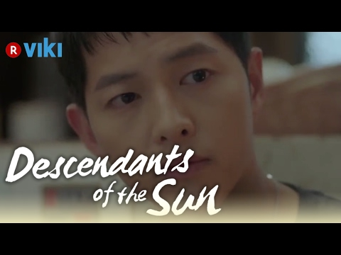 Descendants of the Sun - EP5 | Song Joong Ki & Song Hye Kyo Flirting [Eng Sub]