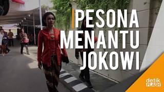 Video Cetar! Selvi Ananda, Menantu Jokowi yang Bikin Gagal Fokus MP3, 3GP, MP4, WEBM, AVI, FLV Februari 2018