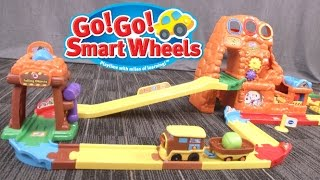 Go! Go! Smart Wheels Treasure Mountain Train Adventure