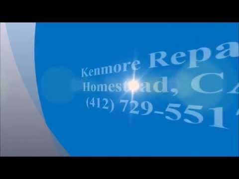 Kenmore Repair, Homestead, PA, (412) 729-5517