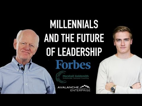 Marshall Goldsmith - The Future Of Leadership With Josh Bardsley